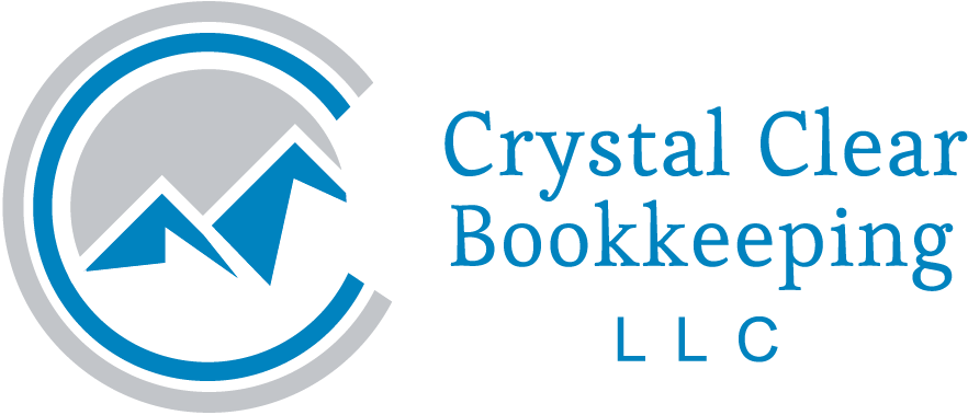 Crystal Clear Bookkeeping LLC Logo